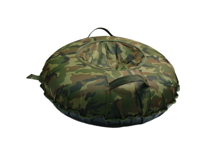 Тюбинг (Санки ватрушки) Камуфляж110 см