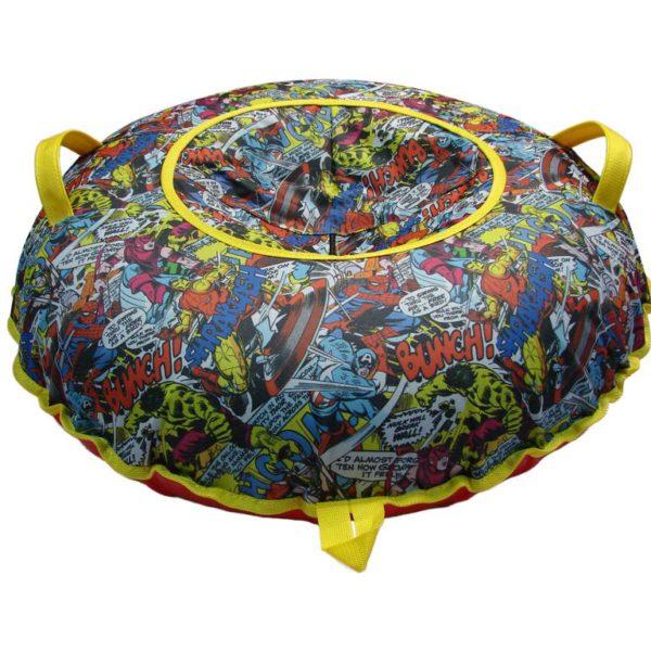 Тюбинг (Санки ватрушки) Комиксы 100 см