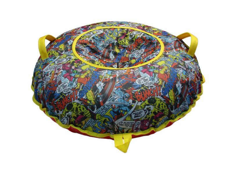 Тюбинг (Санки ватрушки) Комиксы 110 см