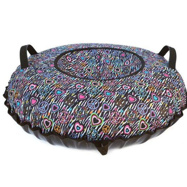 Тюбинг (Санки ватрушки) Хиппи 100 см